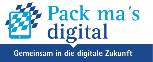 Pack ma's digital Logo